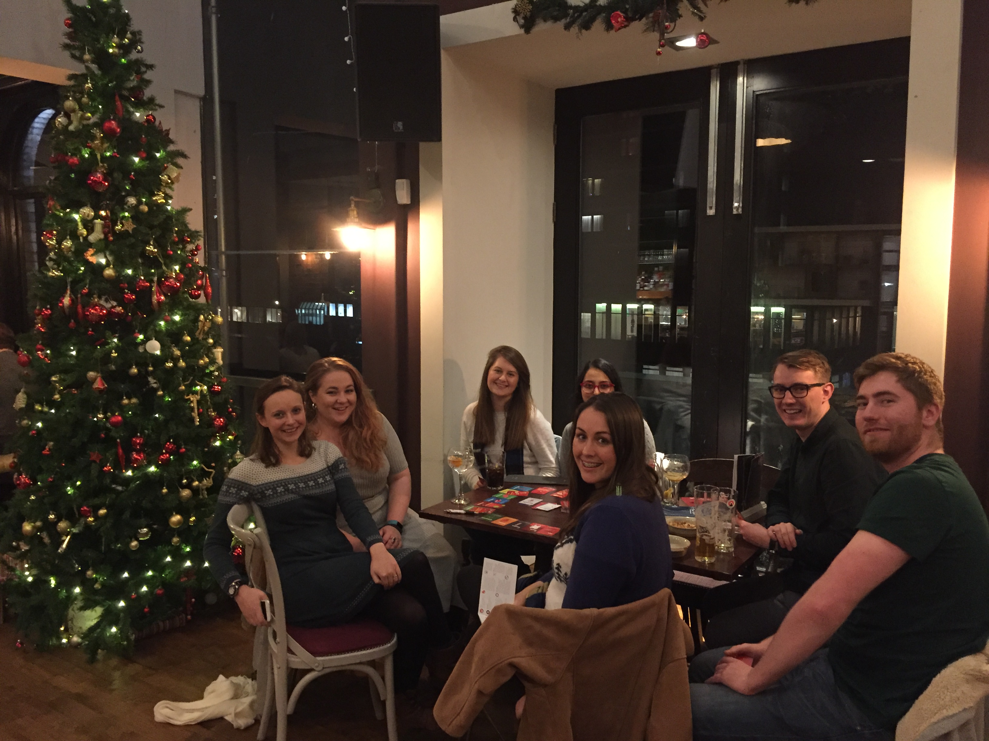 York 2018 Meeting student social