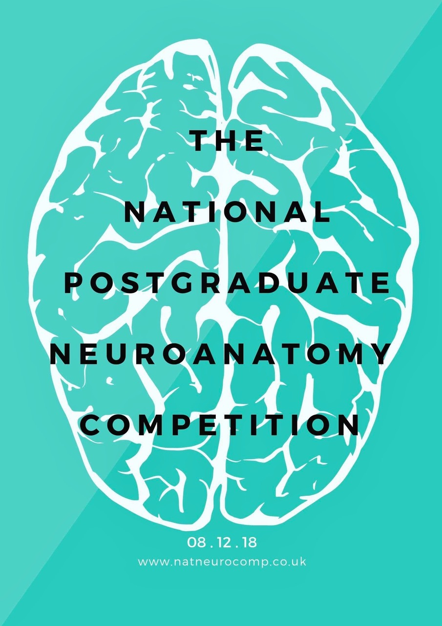 Postgrad neuroanatomy competition